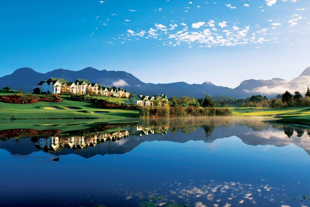 Golf-Gruppenreisen: Südafrika (Fancourt Montagu)