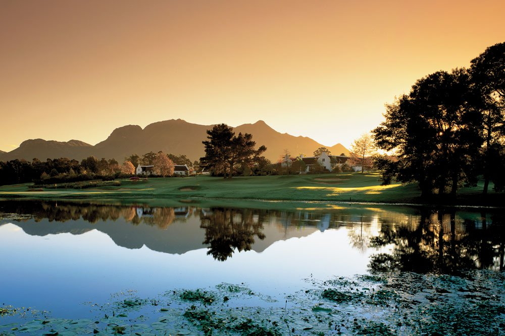 Golf-Gruppenreisen: Südafrika (Fancourt Outeniqua GC)