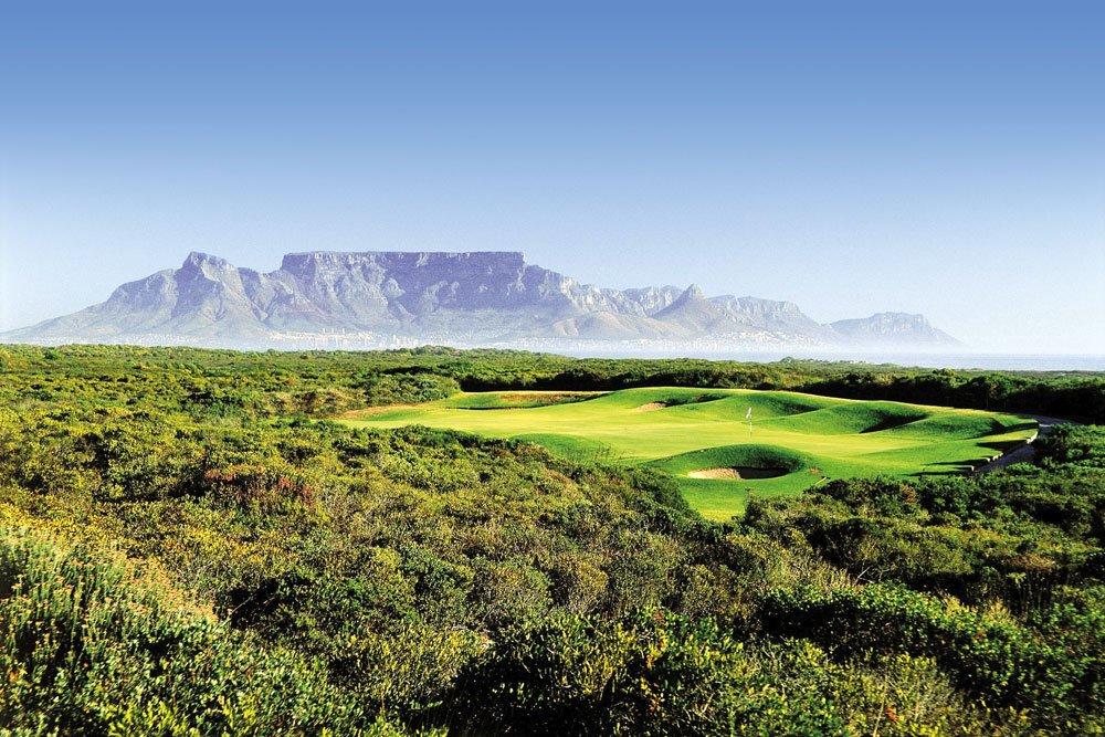 Golf-Gruppenreisen: Südafrika Golf pur (Golfplatz Atlantic Beach, Tafelberg)