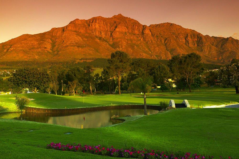 Golf-Gruppenreisen: Südafrika Golf pur (Stellenbosch GC)