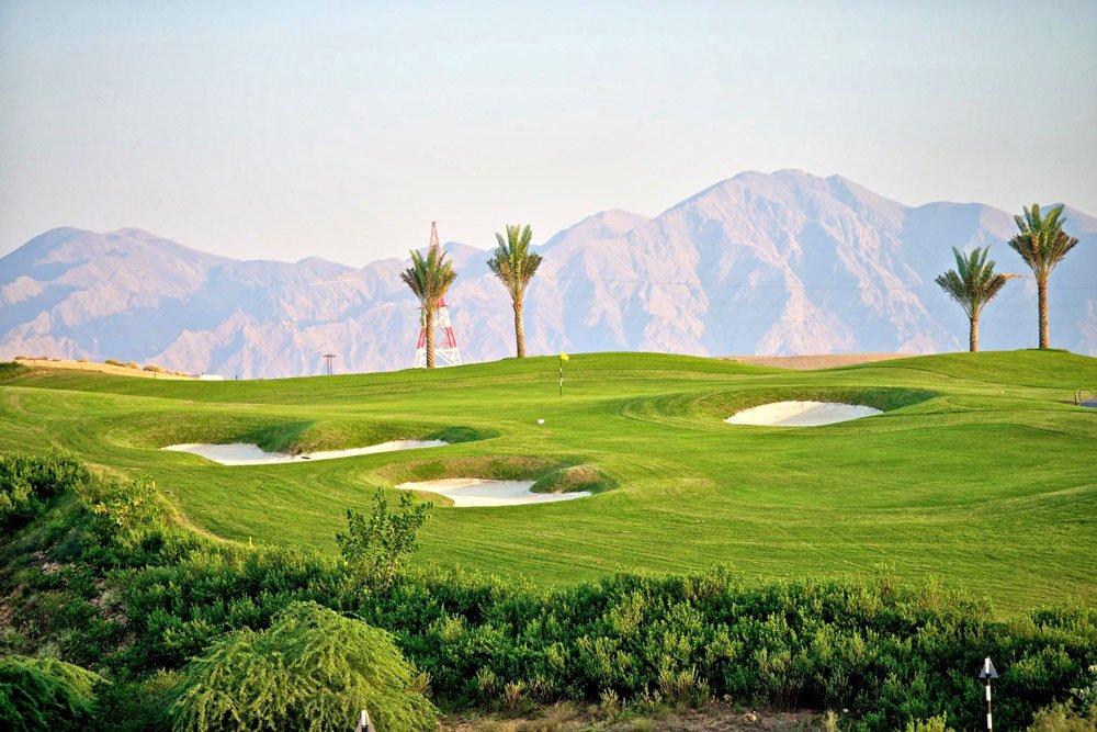 Golf-Gruppenreisen: Sultanat Oman (Golfclub Muscat Hills)