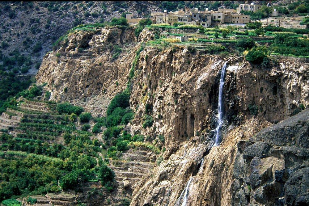 Golf-Gruppenreisen: Sultanat Oman (Jabel Akhdar Saiq Plateau)