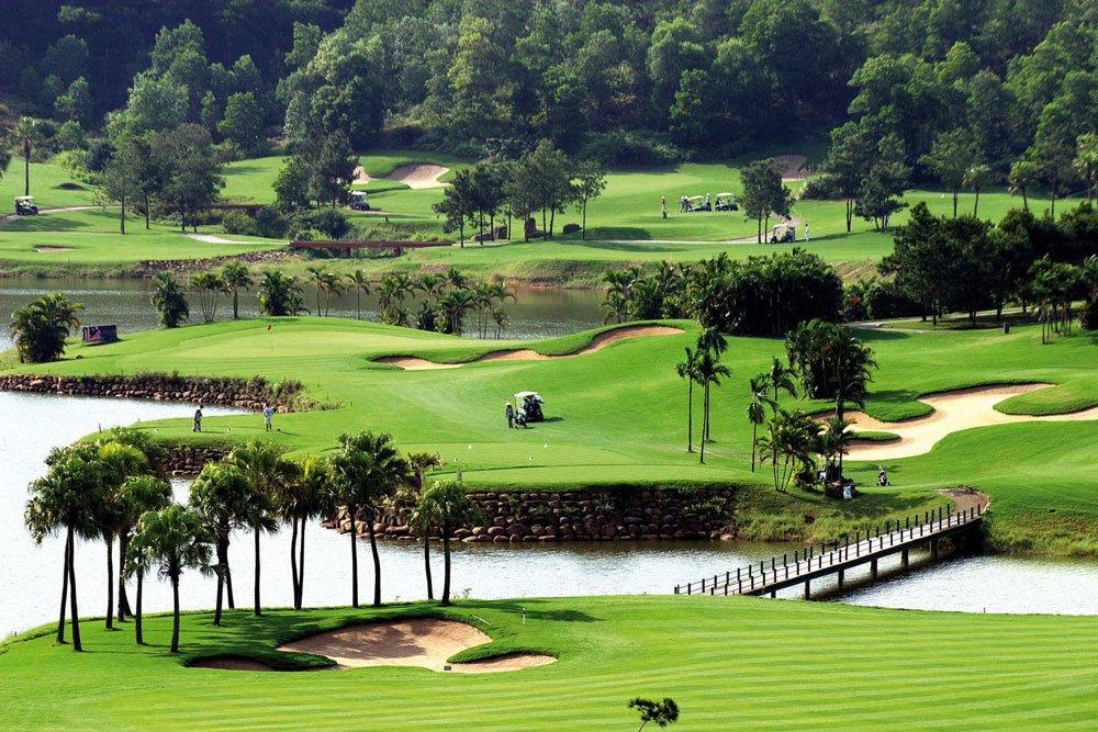 Golf-Gruppenreisen: Vietnam & Kambodscha (Chi Linh GC)