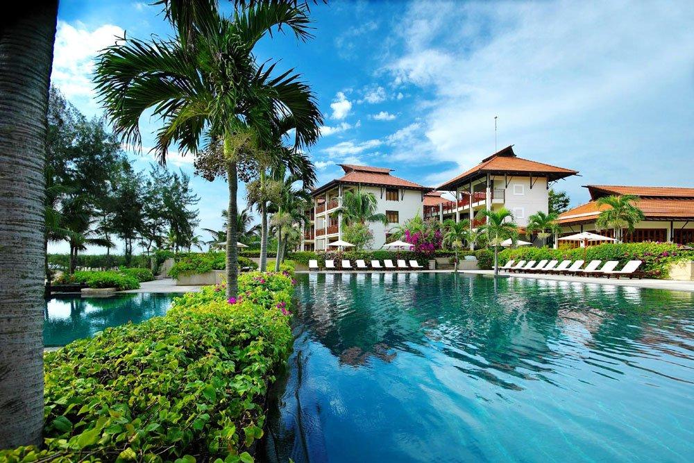 Golf-Gruppenreisen: Vietnam & Kambodscha (Furama Resort, Pool)