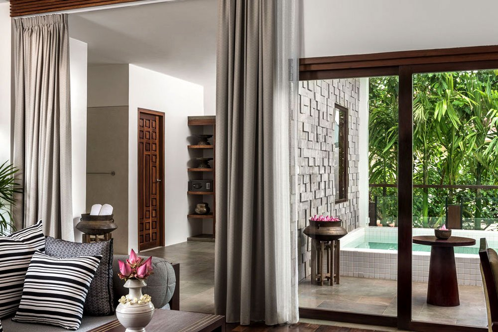 Golf-Gruppenreisen: Vietnam & Kambodscha (Jaya House River Park Hotel, Zimmer)