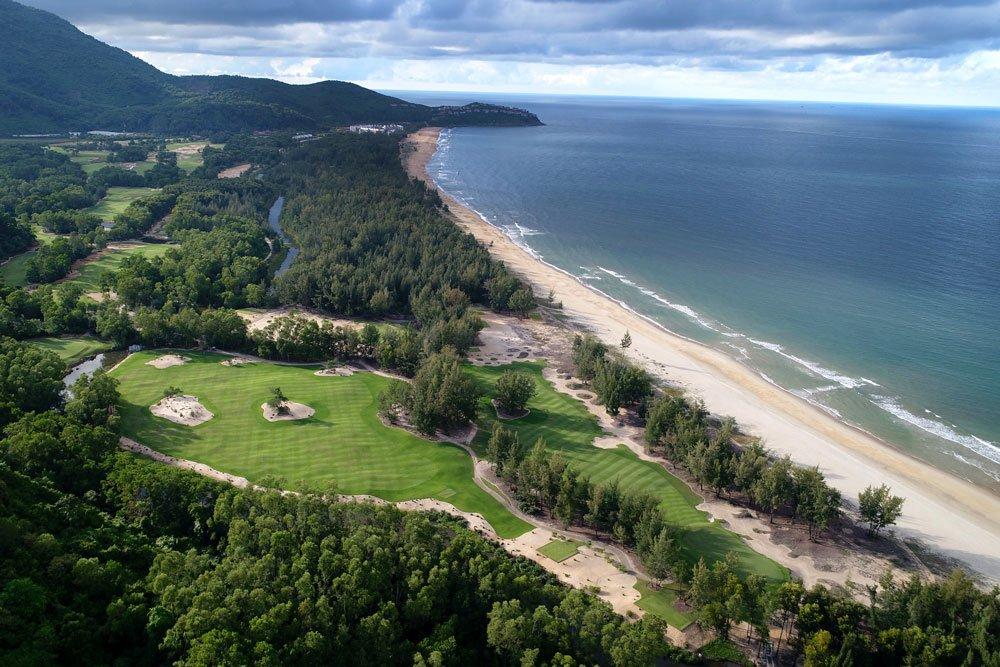 Golf-Gruppenreisen: Vietnam & Kambodscha (Laguna Lang Co GC)