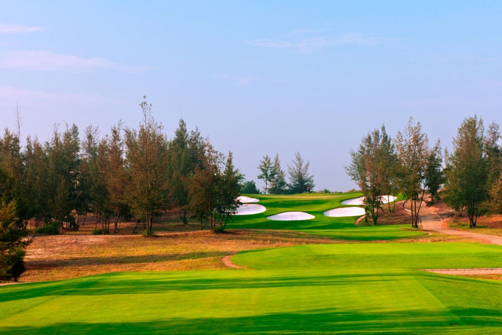 Golf-Gruppenreisen: Vietnam & Kambodscha (Montgomerie GC)