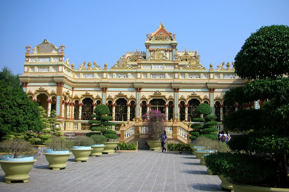Golf-Gruppenreisen: Vietnam & Kambodscha (Saigon)