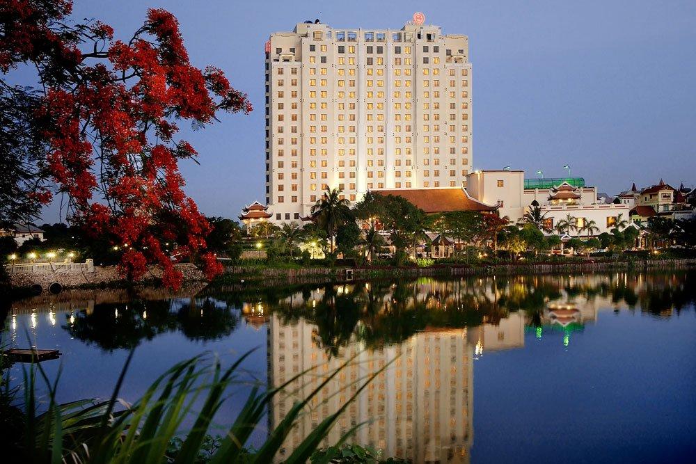 Golf-Gruppenreisen: Vietnam & Kambodscha (Sheraton Hanoi Hotel)