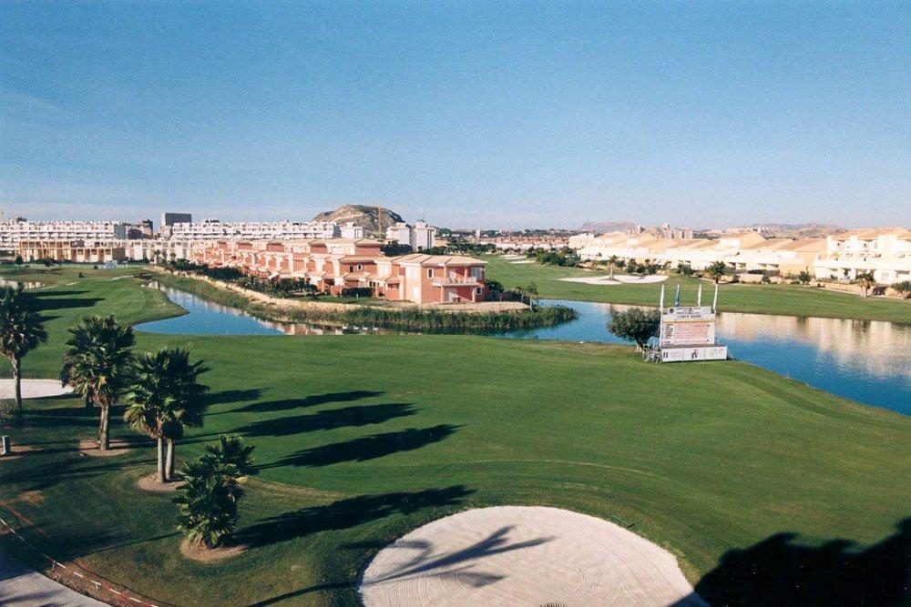 Golf-Gruppenreisen: Villaitana (Alicante Golf)