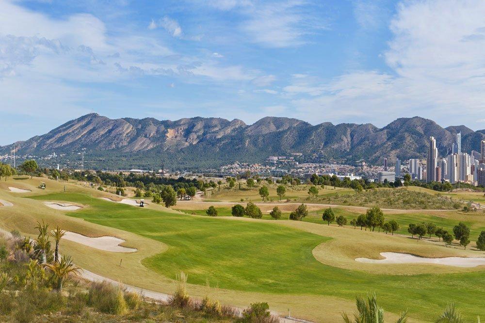 Golf-Gruppenreisen: Villaitana (Golf Villaitana Levante)