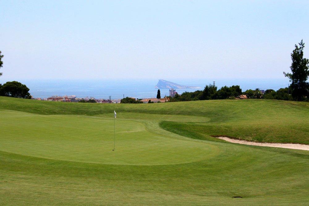 Golf-Gruppenreisen: Villaitana (Golf Villaitana Poniente)