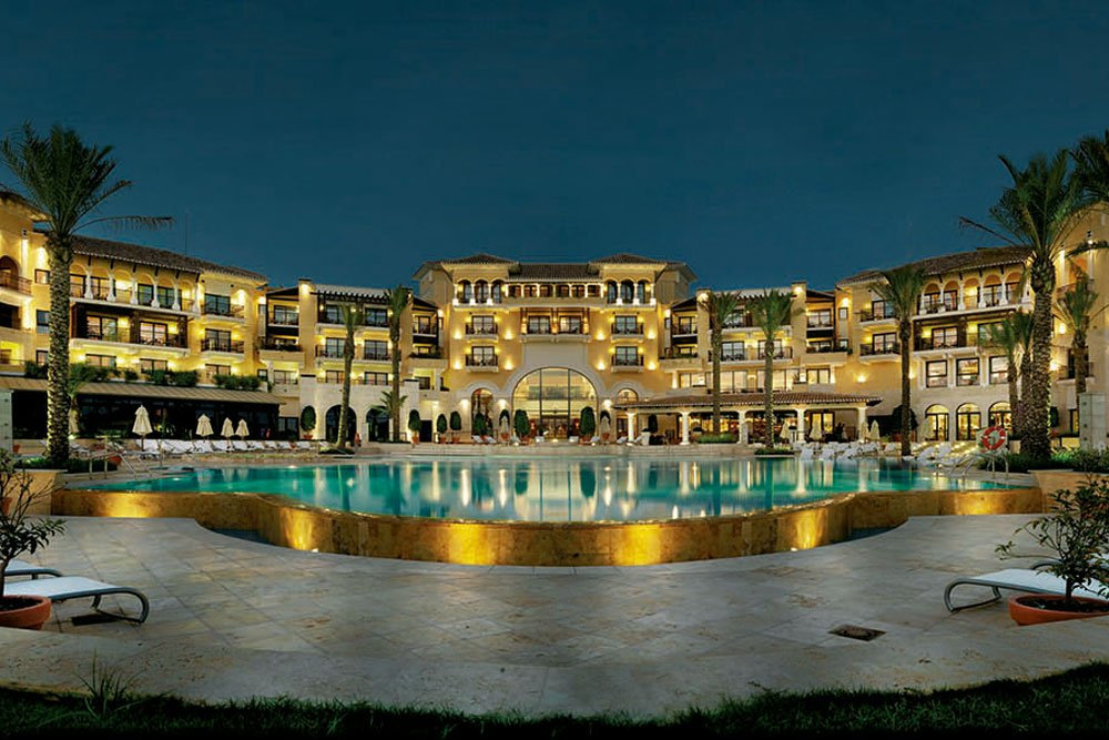 Silvester-Golfreisen: Mar Menor Golf Resort bei Nacht