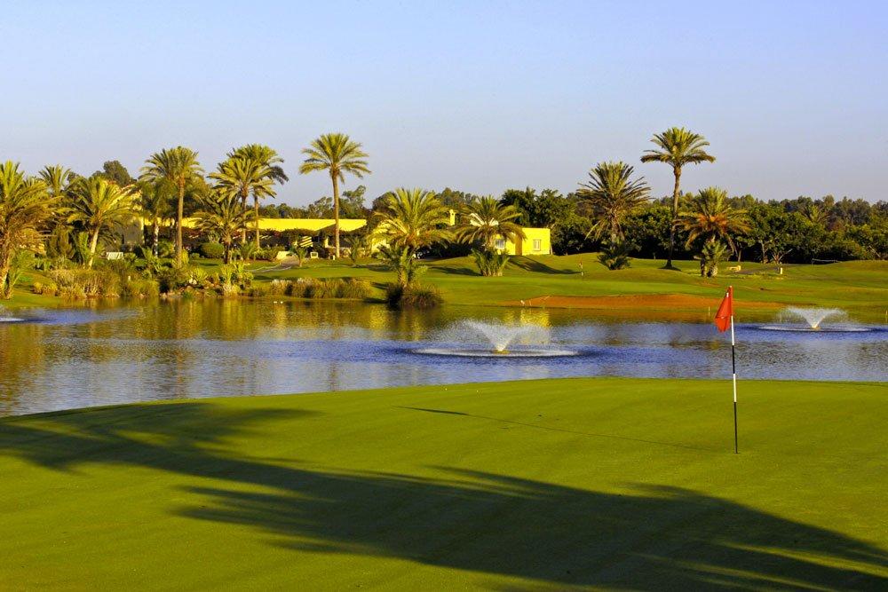 Single-Golfreisen: Agadir (Golf l'Ocean Golf-Course)