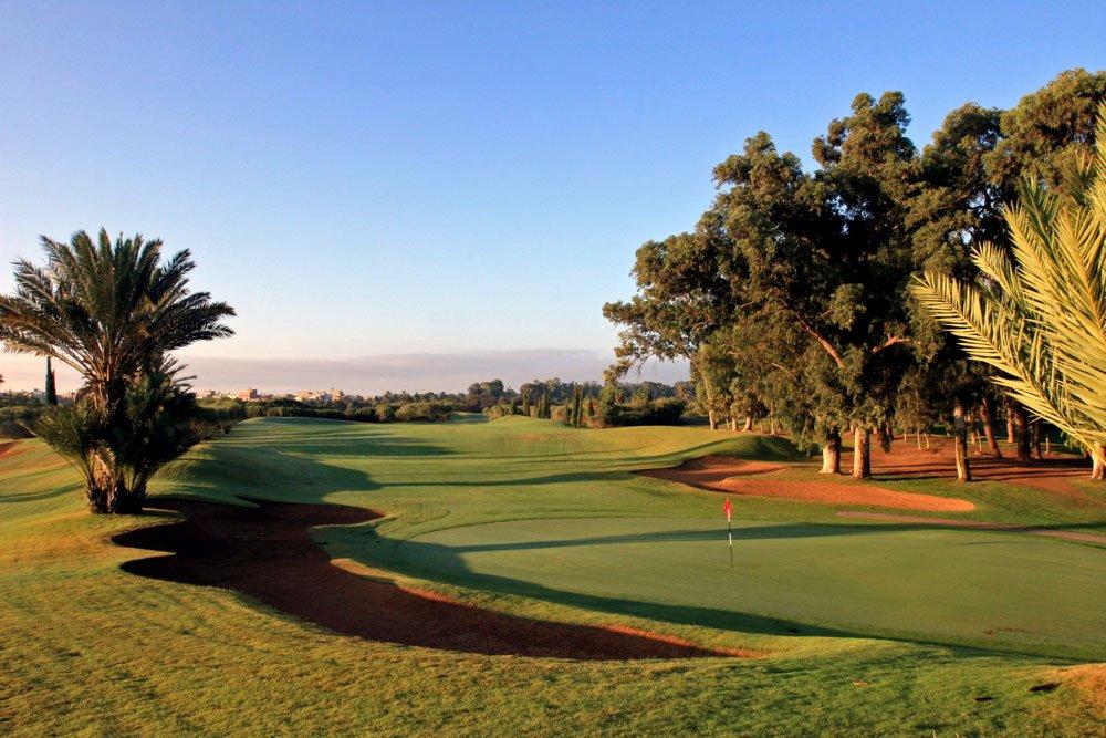 Single-Golfreisen: Agadir (Golf du Soleil Golf-Course)