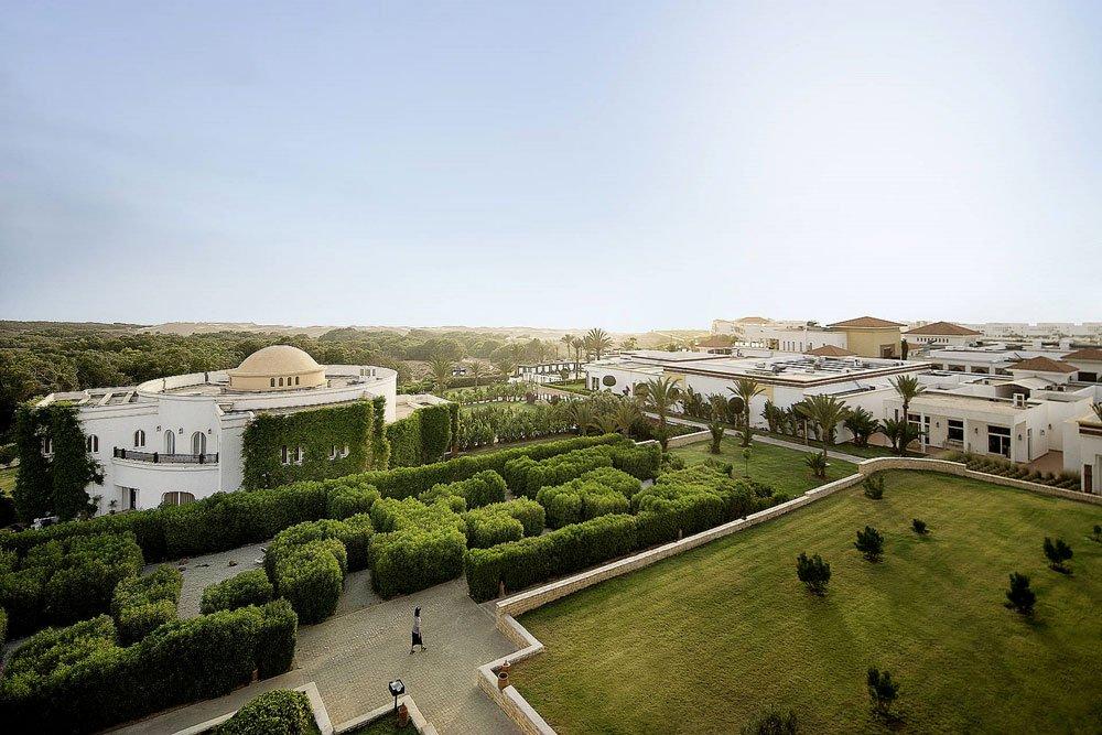 Single-Golfreisen: Agadir (Robinson Club, Aussenansicht)