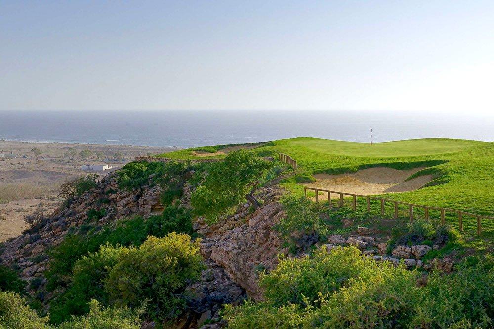 Single-Golfreisen: Agadir (Tazegzout Golf-Course)