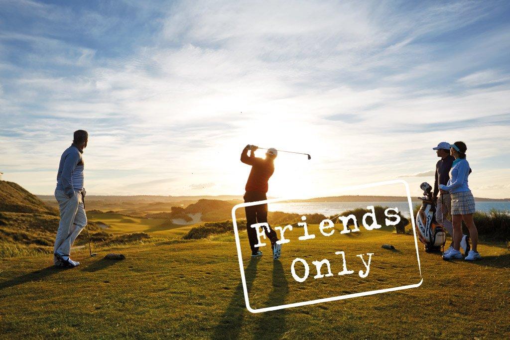 Golf-Gruppenreisen für Privat Gruppen